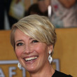 Emma Thompson's Layered Razor Cut