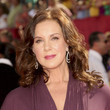 Elizabeth Perkins' Shoulder-Length Curls