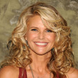 Christie Brinkley's Highlighted Curls