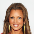 Vanessa Williams's Center-Parted Look