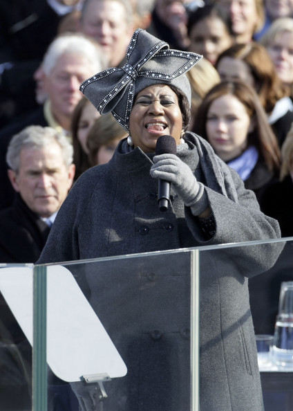 She Performed At Three Presidential Inaugurations