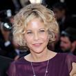 Meg Ryan's Signature Curly Bob