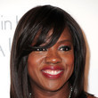 Viola Davis' Side-Swept Bangs