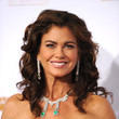 Kathy Ireland's Sculpted Curls