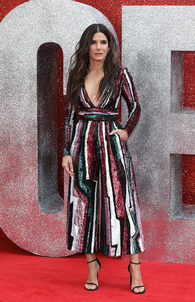Sandra Bullock: Keep Your Sequins Subtle