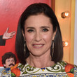 Mimi Rogers's Straight Cut