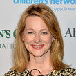 Laura Linney's Flip Hairstyle