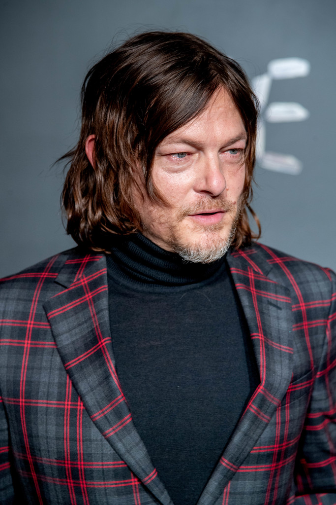 Norman Reedus - 30 Stars Turning 50 In 2019 - It's Rosy