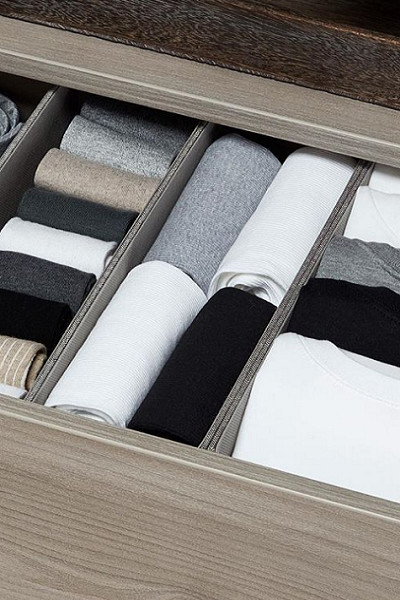 Fold T-Shirts & Sweaters Using Kondo's Method