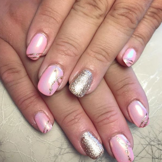 On-Trend Pink - 20 Great Nail Colors For Women Over 50 To Try - It\'s ...
