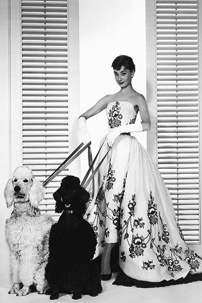 1954 Embellished Evening Gowns
