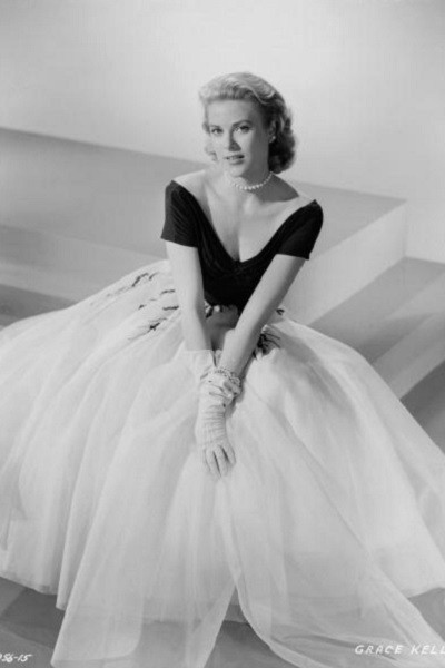 1954: Grace Kelly