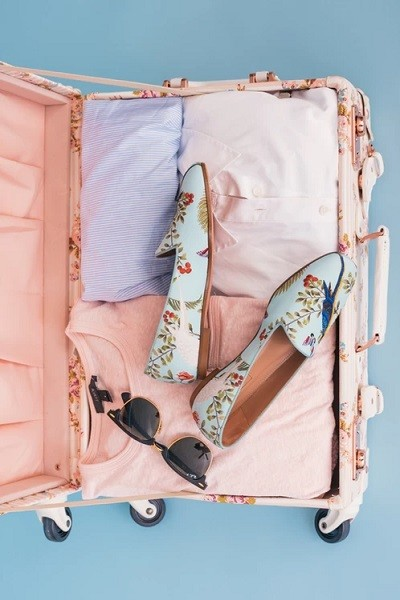 Stow Them Inside Suitcases