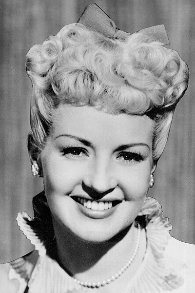 1947: Betty Grable