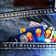 1950: Charge Card