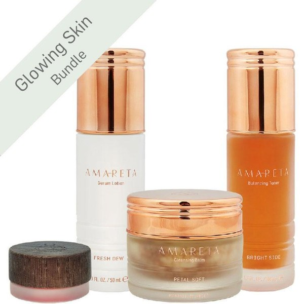 Glowing Skincare Cycle