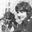 Cat Stevens And His Look-Alike Dog