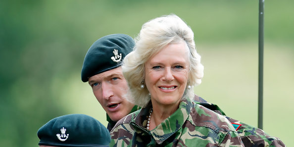 Rarely Seen Photos Of Camilla, The Duchess Of Cornwall