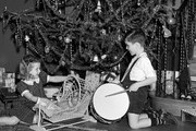 Vintage Christmas Trees From The 1930s To The 1960s
