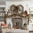 Farmhouse Chic Fireplace