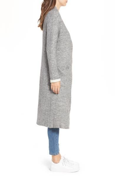 A Duster Cardigan