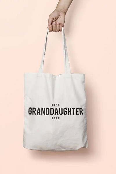 Best Granddaughter Ever Tote