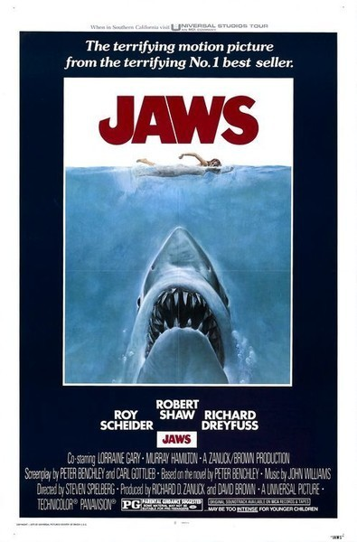 'Jaws'' (1975)