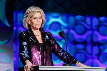 Jane Fonda, British Vogue Celebrate Women Over 50