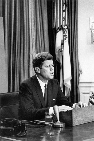what year was john kennedy elected president