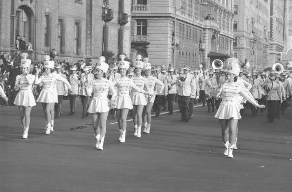 It Was All About The Majorettes