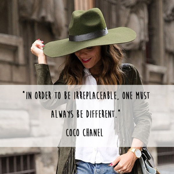 48 Fashion Quotes To Celebrate Your Love Of Style