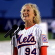 She's A Longtime Mets Fan