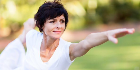 Best Yoga Poses To Soothe The Signs Of Aging