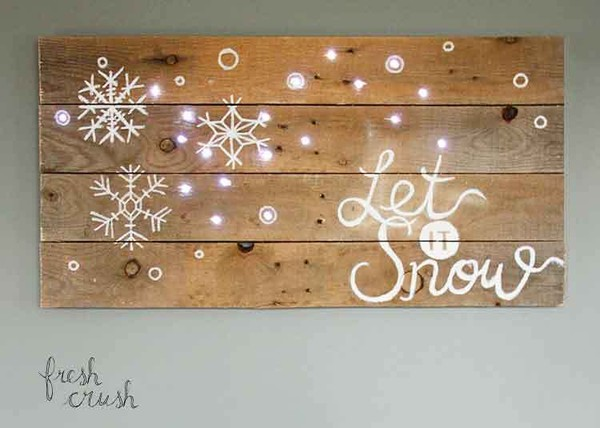 Holiday Sign