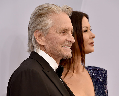 Catherine Zeta-Jones And Michael Douglas Share The Secret Of Their 18-Year Marriage