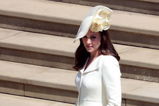 What Celebrity Guests Wore To The Royal Wedding