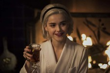 Sabrina Spellman And Friends Are Paying Us An Extra Special Christmas Visit